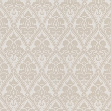 Beige Damask Wallcovering by Kravet Wallpaper