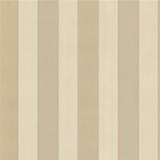 Beige/Yellow Stripes Wallcovering by Kravet Wallpaper