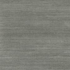 Charcoal/Silver Texture Wallcovering by Kravet Wallpaper
