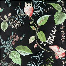 Black Animal Wallcovering by Kravet Wallpaper