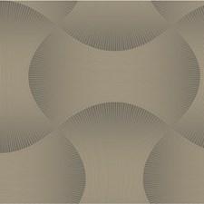 Charcoal/Silver Modern Wallcovering by Kravet Wallpaper