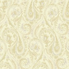 Light Grey/Ivory/Beige Modern Wallcovering by Kravet Wallpaper