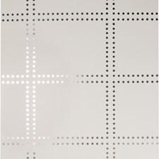Light Grey/Silver/Metallic Dots Wallcovering by Kravet Wallpaper