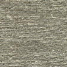 Light Grey/Beige/Silver Metallic Wallcovering by Kravet Wallpaper