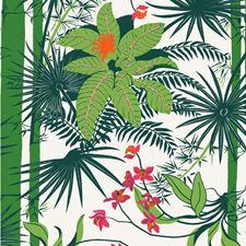 Tropic Botanical Wallcovering by Kravet Wallpaper
