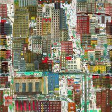 Multi Modern Wallcovering by Kravet Wallpaper