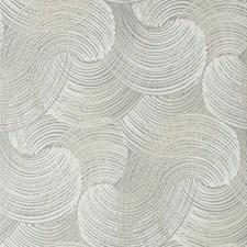 Grey/Chartreuse/Light Grey Modern Wallcovering by Kravet Wallpaper
