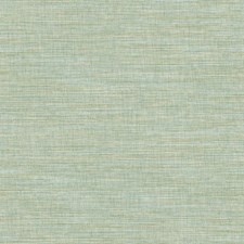 Sea Glass/Buff/Eggshell Faux Grasscloth Wallcovering by York