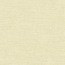 Palest Yellow/Yellow/Beige Faux Grasscloth Wallcovering by York