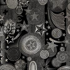 Nuit Wallcovering by Scalamandre Wallpaper