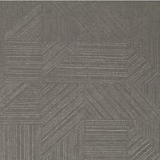 Shitake Geometric Wallcovering by Winfield Thybony