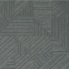 Indigo Geometric Wallcovering by Winfield Thybony