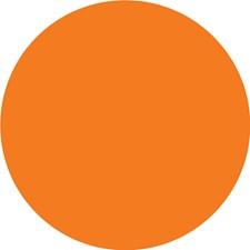 WPD90200 Totally Orange Dot Decals by Brewster