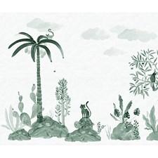 Jade Wallcovering by Scalamandre Wallpaper