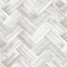 Taupe Modern Wallcovering by Winfield Thybony